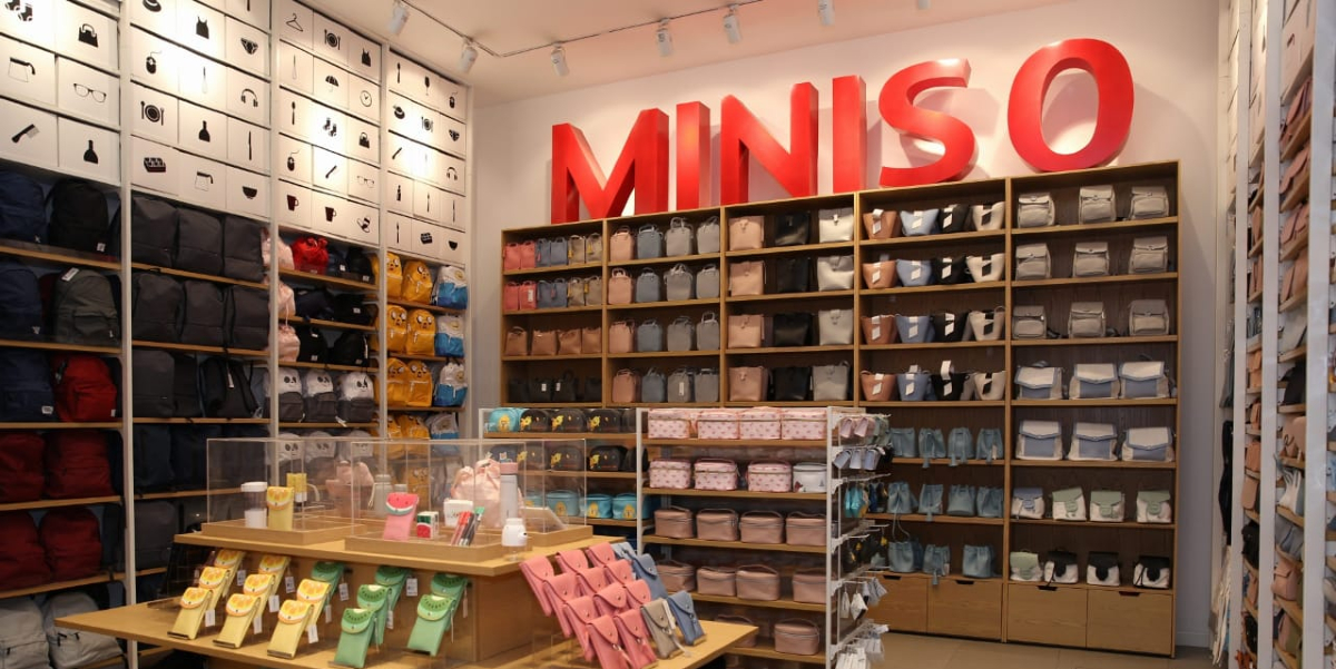 Tienda Miniso, Miniso, Tiendas, Online, Tiendas Online