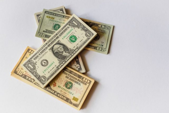 Cierre del dólar, Precio del dólar Billetes de dólar (Imagen: Unsplash)