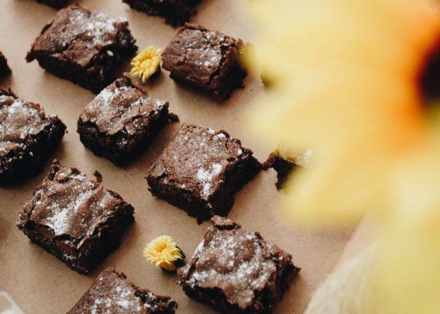 Brownies de chocolate (Imagen: Unsplash)
