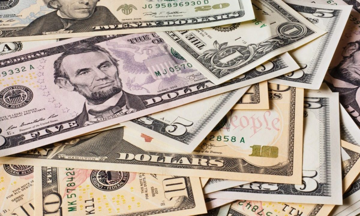 Dólar estadounidense 11 de septiembre de 2020 (Imagen: Unsplash)