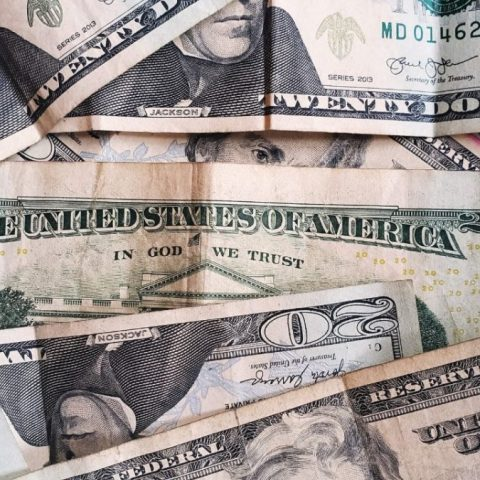 Billetes de 20 dólares (Imagen: Unsplash)