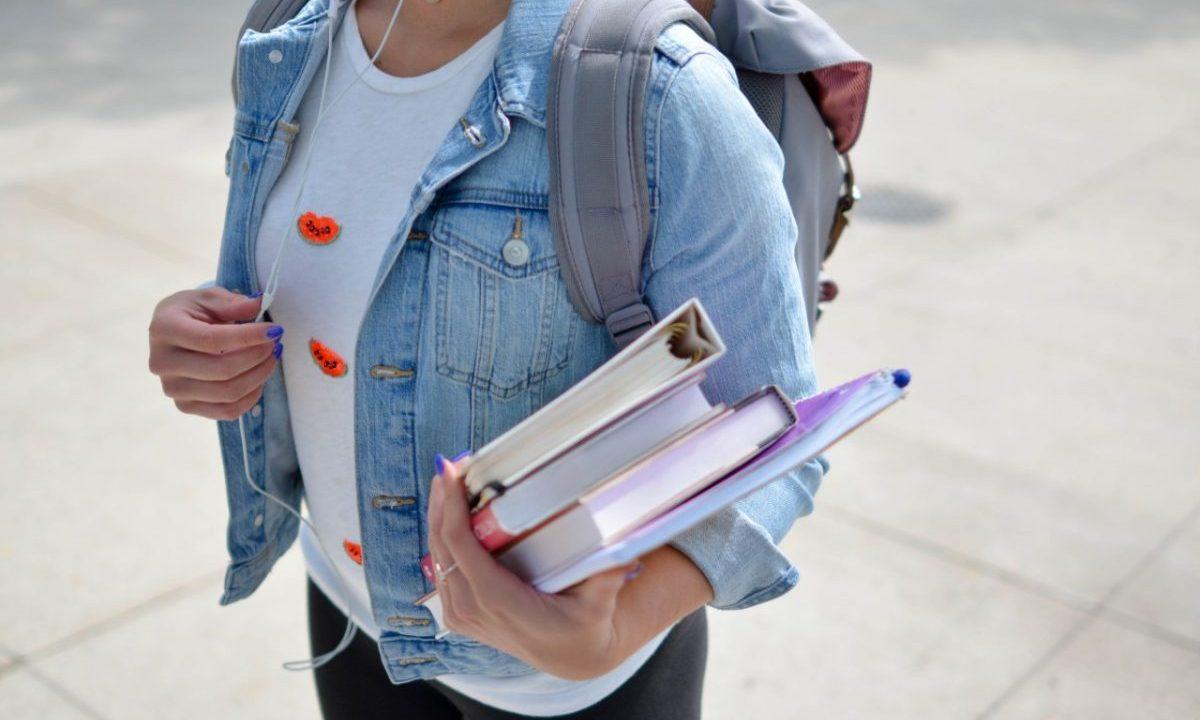 Estudiante universitaria (Imagen: Unsplash)