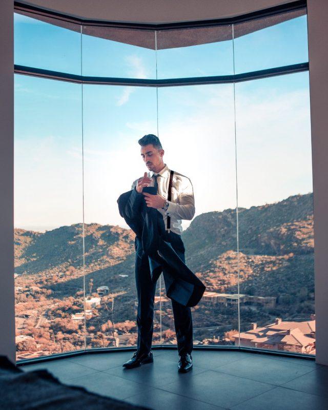 Rico en las alturas de un edificio (Imagen: Unsplash)