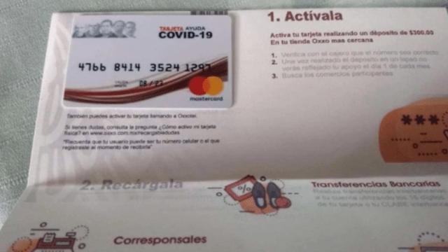 Alertan fraudes con supuestas tarjetas del Bienestar (Imagen: Twitter @laredcincoradio)