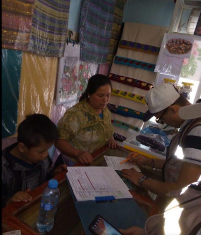 Beneficiarios de Tandas para el Bienestar (Imagen: Facebook Tandas para el Bienestar)