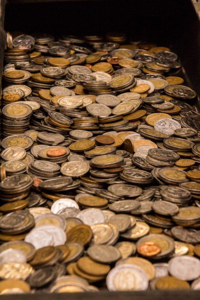 Juntar monedas (Imagen: Unsplash)