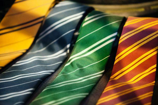 Venta de corbatas (Imagen: Unsplash)