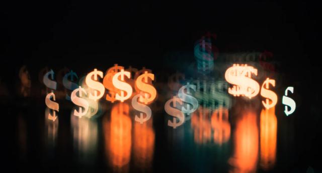Euforia por dinero