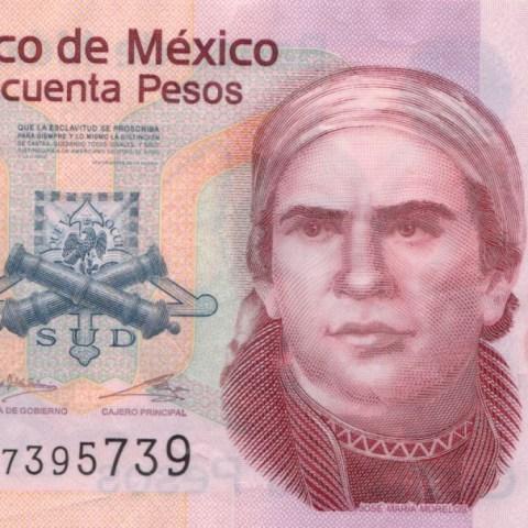 Frase de los Billetes, Billetes, Billetes de México