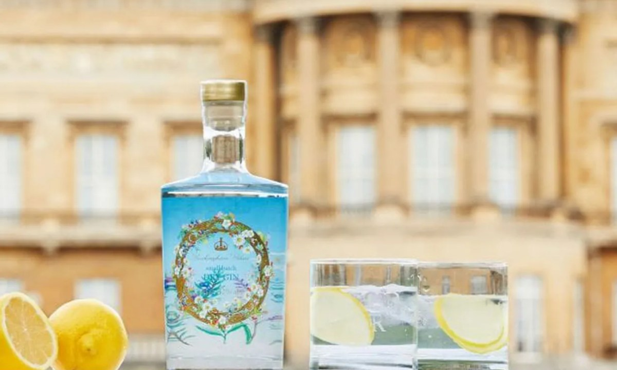 Ginebra, Bebidas, Bebidas Alcoholicas, Reina Isabel II, Isabel II, Reina