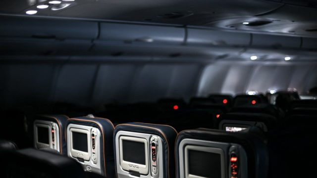 Aire acondiciuonado en avión (Imagen: Unsplash)