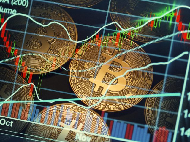alza del bitcoin