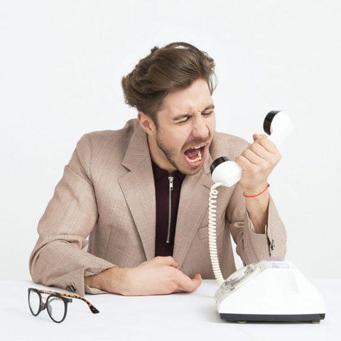 Gritar en el trabajo (Imagen: Unsplash)