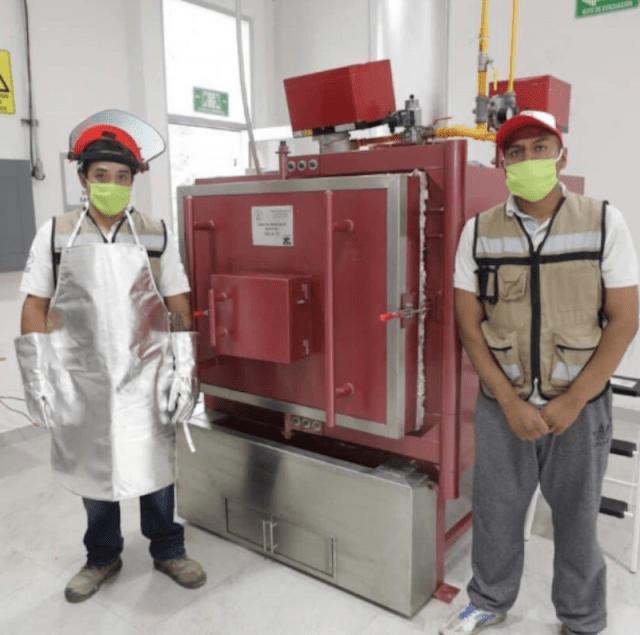 Crematorio costos CDMX (Imagen: Alcaldía Miguel Hidalgo)