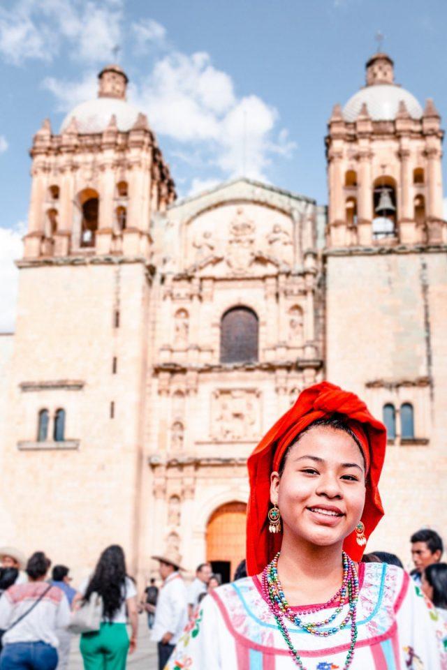 Oaxaca capital (Imagen: Unsplash)