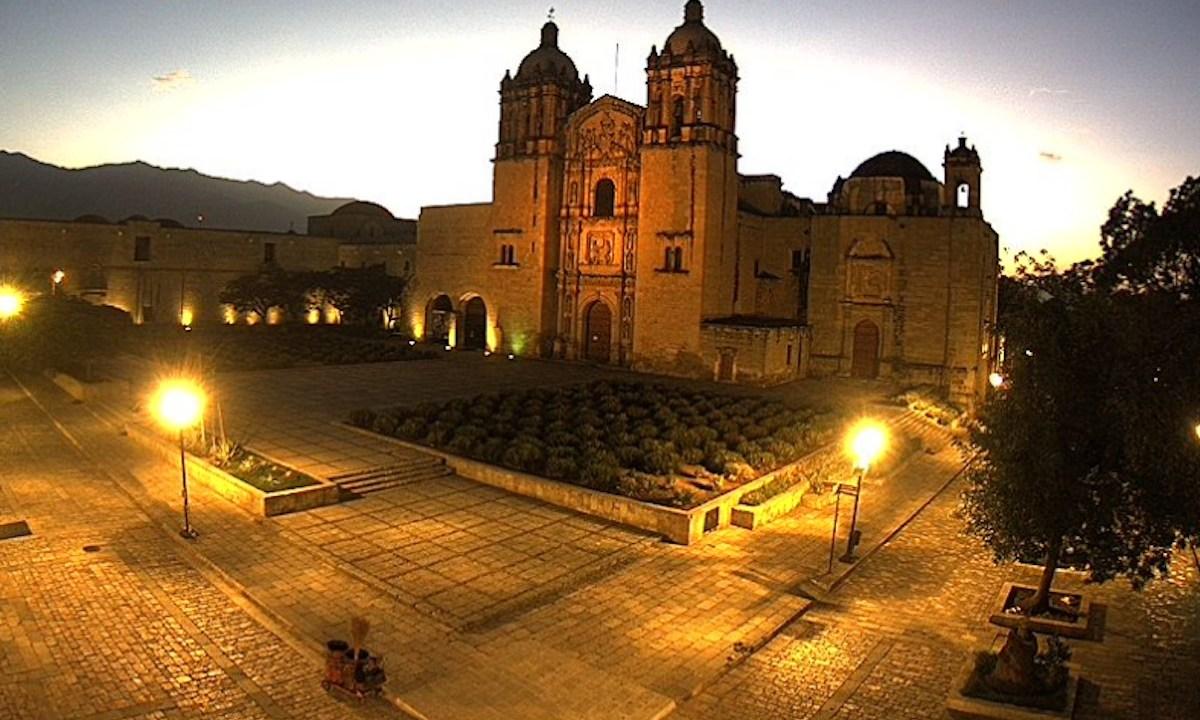 Oaxaca (Imagen: Twitter @webcamsdemexico)