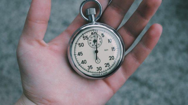 Tiempo para trabajar (Imagen: Unsplash)