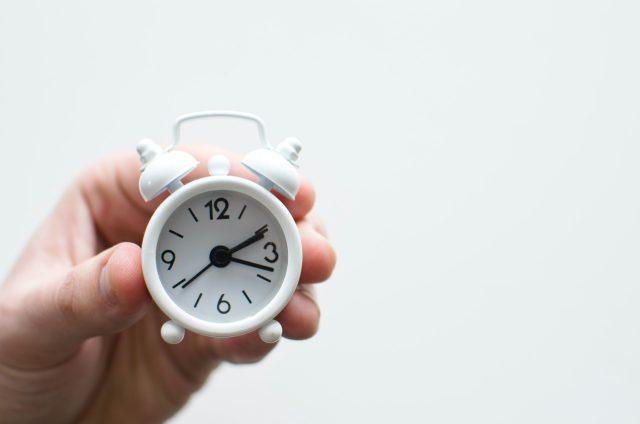 Administrar tiempo (Imagen: Unsplash)