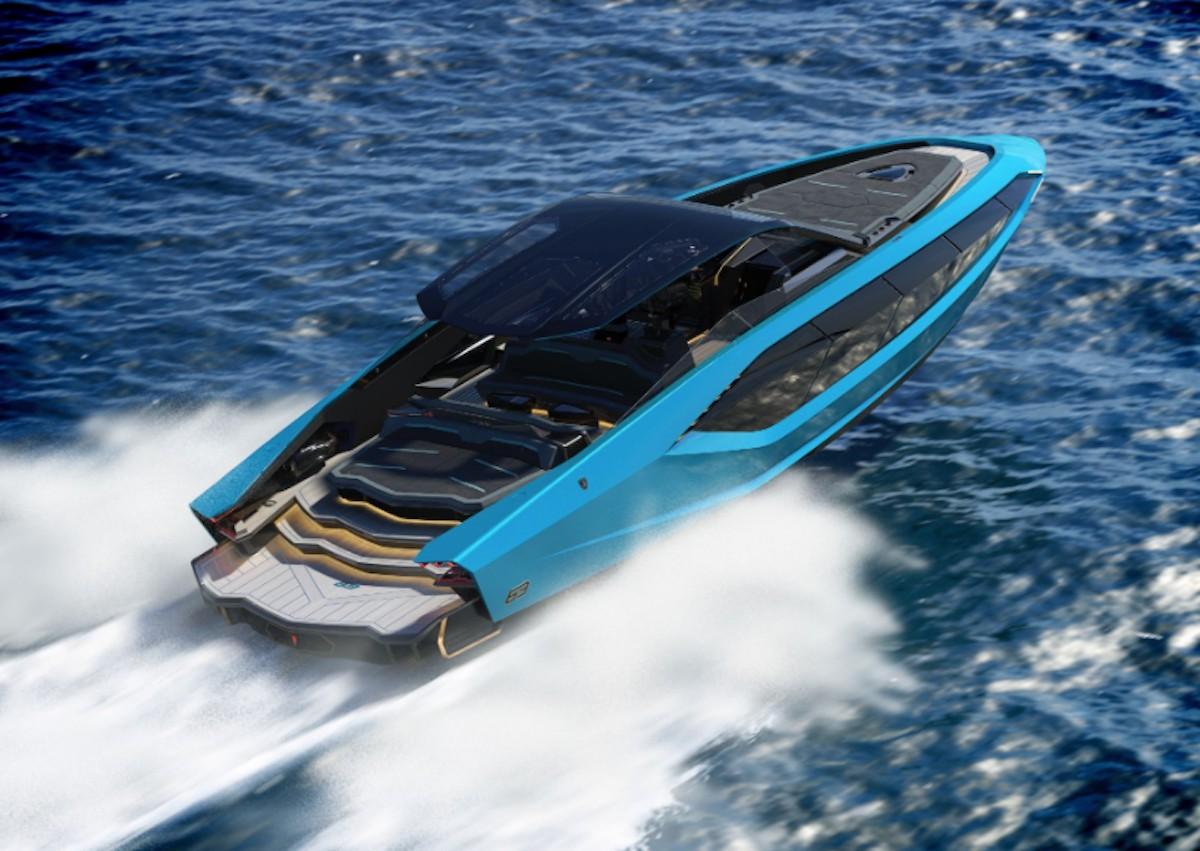 Lamborghini Sián Roadster: un superdeportivo híbrido con supercondensadores en lugar de baterías