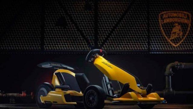 Go Kart, Ninebot GoKart Pro Lamborghini Edition, Lamborghini, Xiaomi