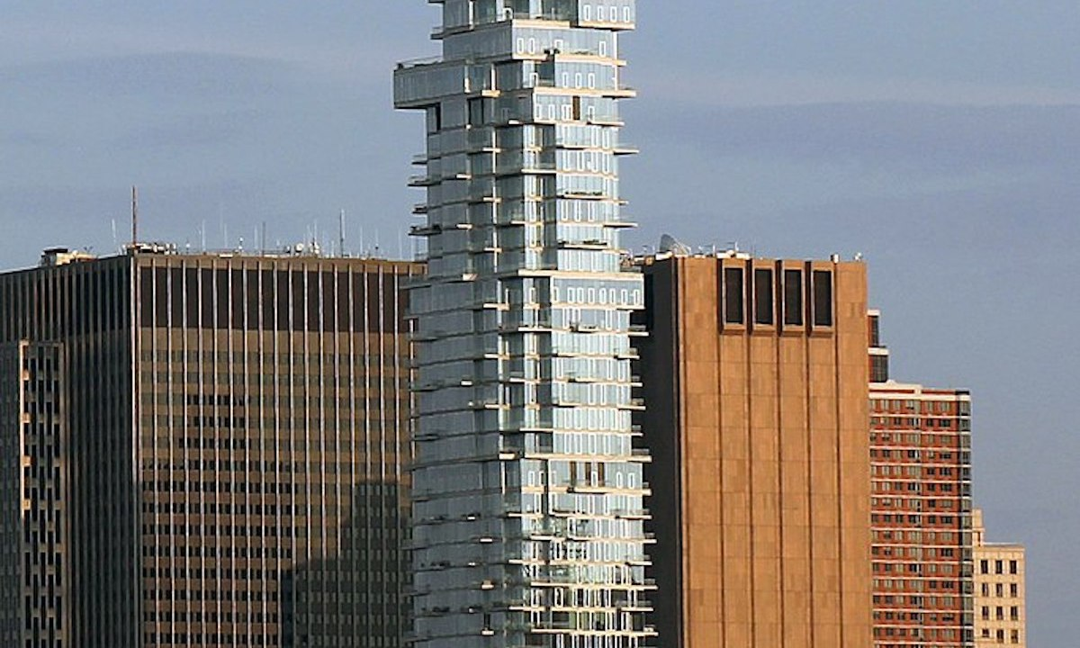Jenga Tower, Rascacielos, Nueva York, Skyline
