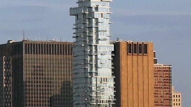 Jenga Tower, Rascacielos, Nueva York, Skyline