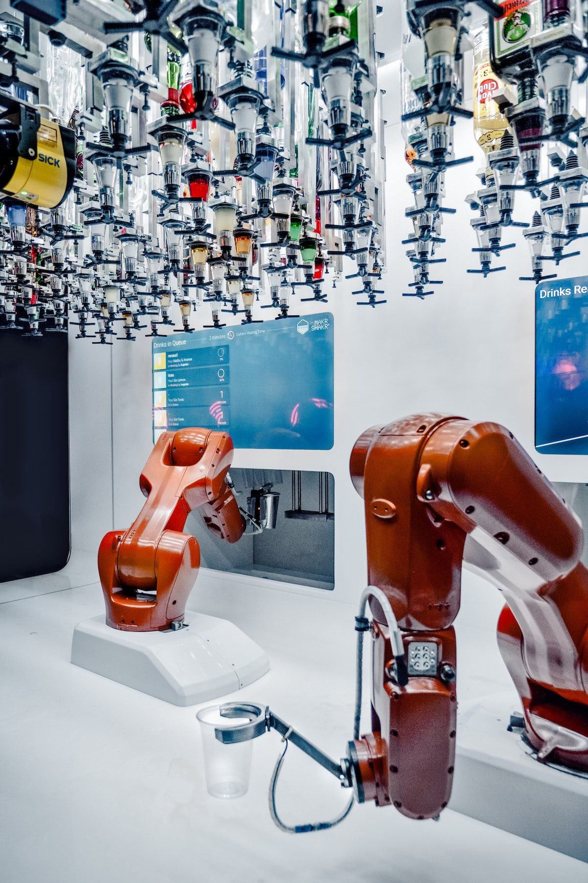 La automatización podría acabar con muchos puestos de trabajo