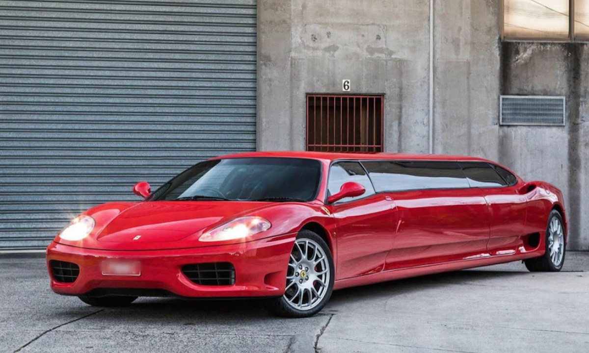 Ferrari (Imagen: Carsales)