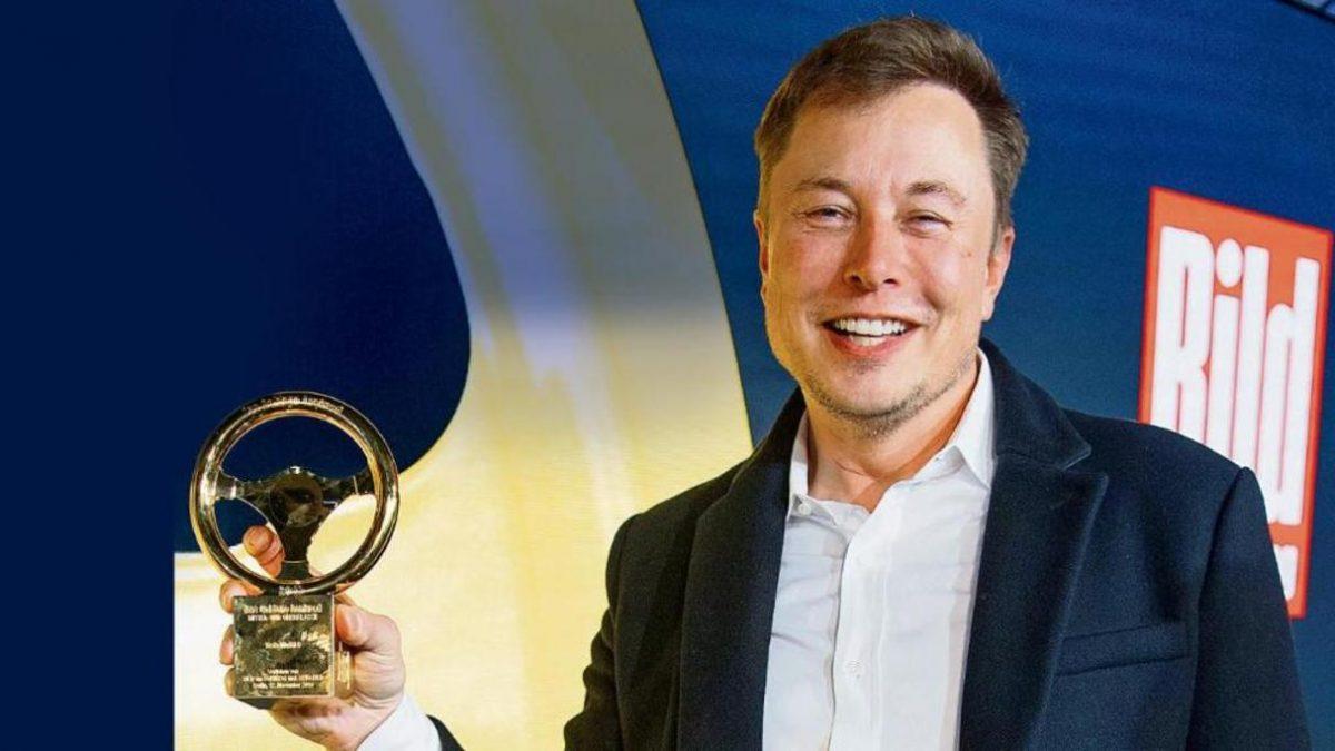 Elon Musk ya es la cuarta persona más rica del mundo