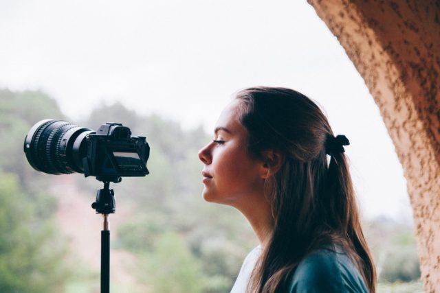 Grabar un videocurrículum (Imagen: Unsplash)
