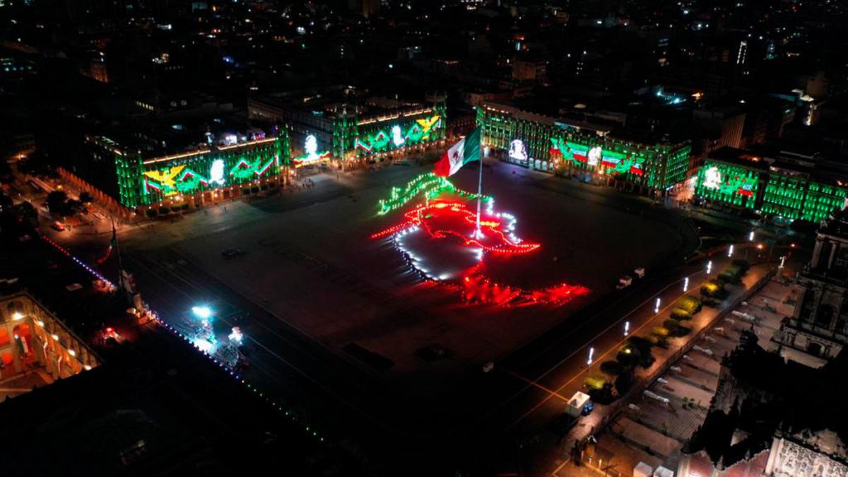 Grito de Independencia de AMLO 2020, 25% más caro que en 2019
