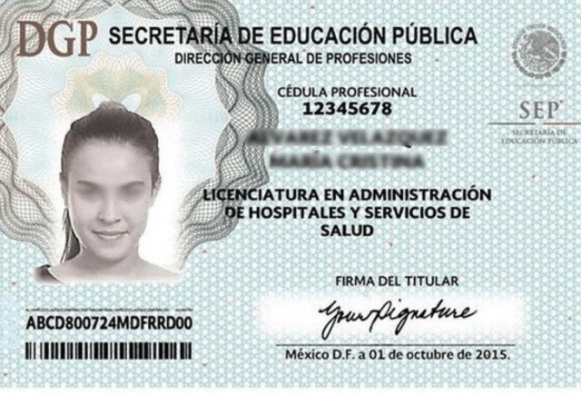 Tramitar cédula profesional (Imagen: gob.mx/cedulaprofesional)