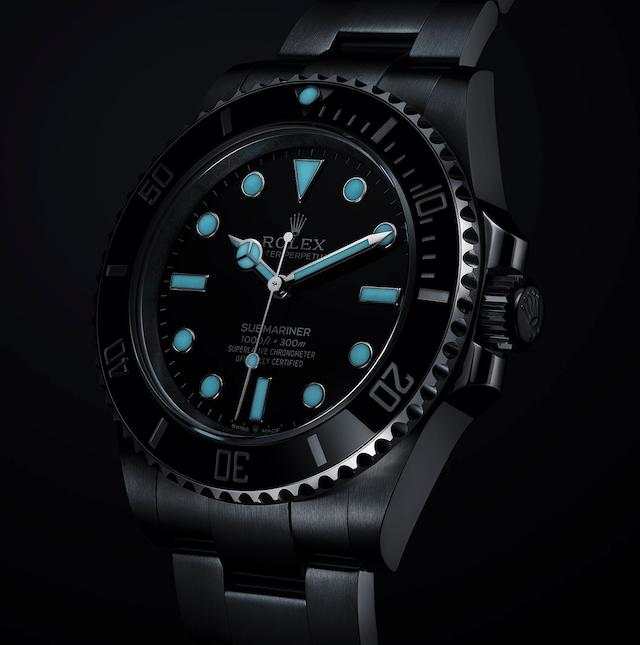Nueva versión del Rolex Submariner