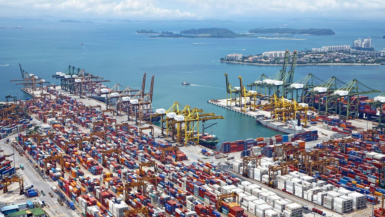 Comercio exterior, superávit comercial, inegi, México