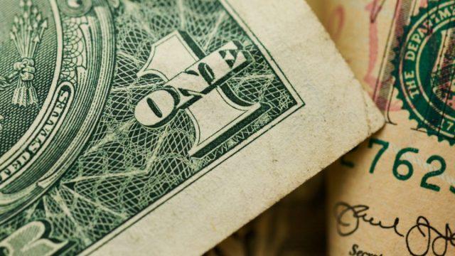 Billete de un dólar (Imagen: Iso Republic)