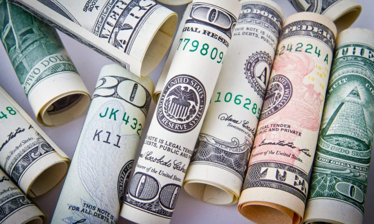 Billetes de dólar (Imagen: Pexels)