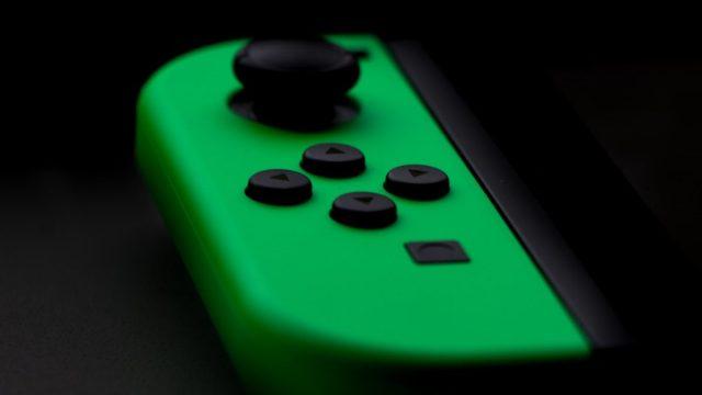 Control de Nintendo Switch (Imagen: Unsplash)