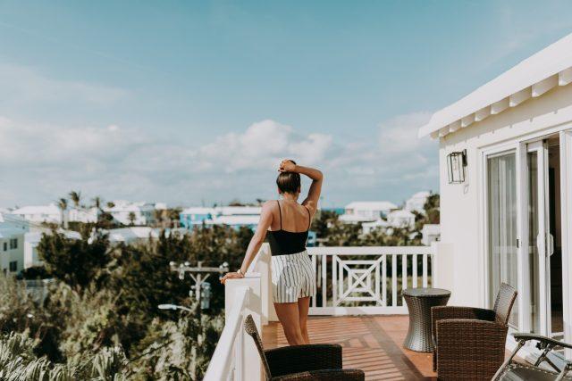 Hospedaje en Bermudas (Imagen: Unsplash)