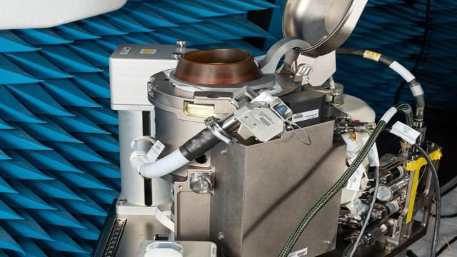 Inodoro de 20 millones de dólares de la NASA (Imagen: Nasa)