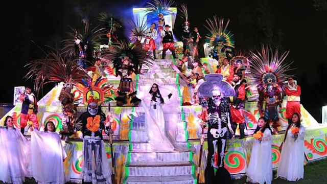 Llega La Llorona en Xochimilco con sana distancia (Imagen: lalloronaenxochimilco.com)