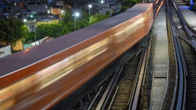 Vagón del Metro de CDMX (Imagen: Twitter @MetroCDMX)