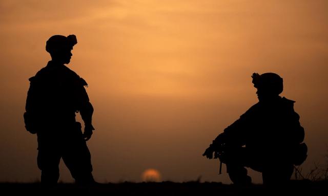 Soldados en México (Imagen: pixabay)
