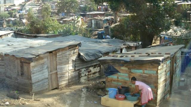Pobreza extrema por coronavirus en México