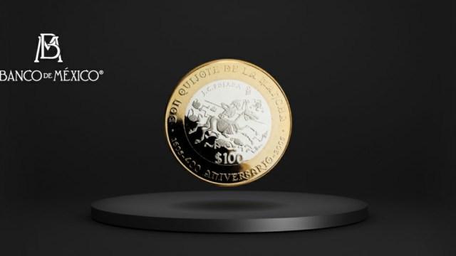 Moneda de 100 pesos