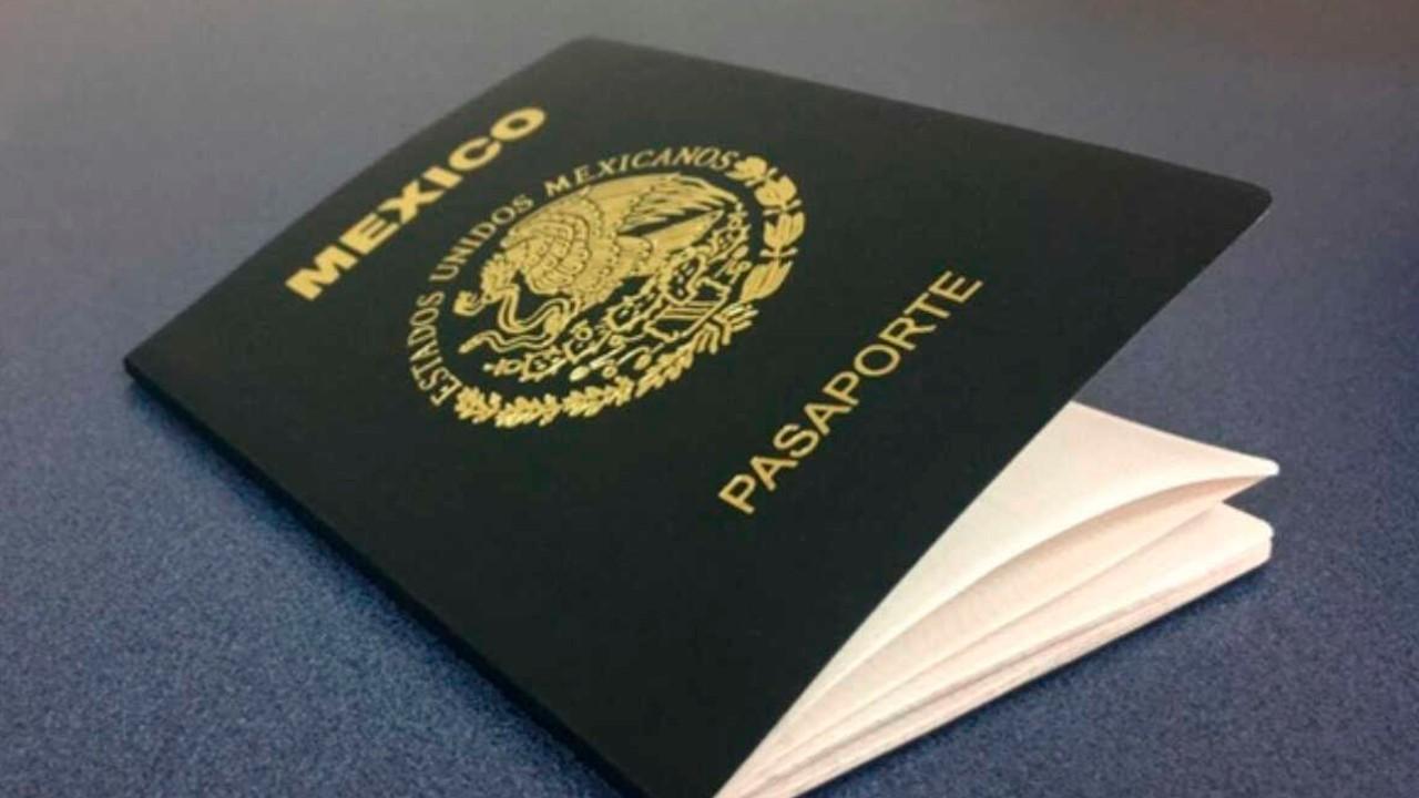 Pasaporte mexicano se puede renovar en el aeropuerto de la CDMX