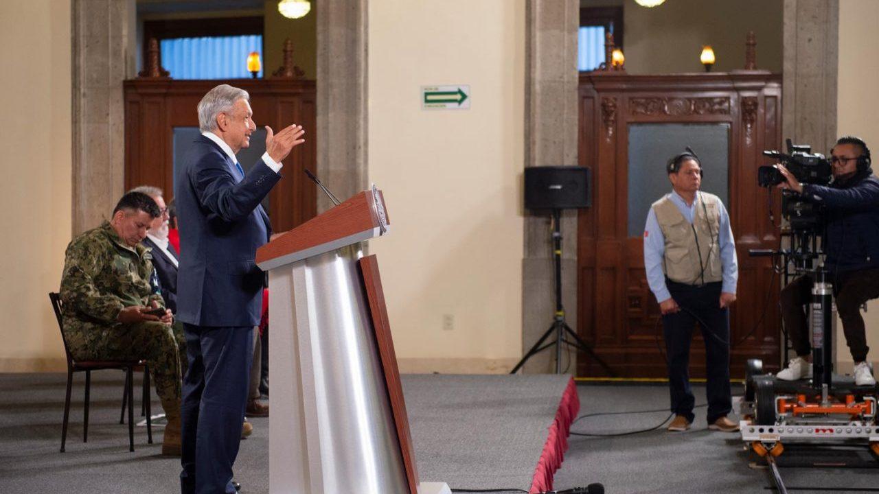 AMLO responde a recomendaciones del FMI: México es un país soberano