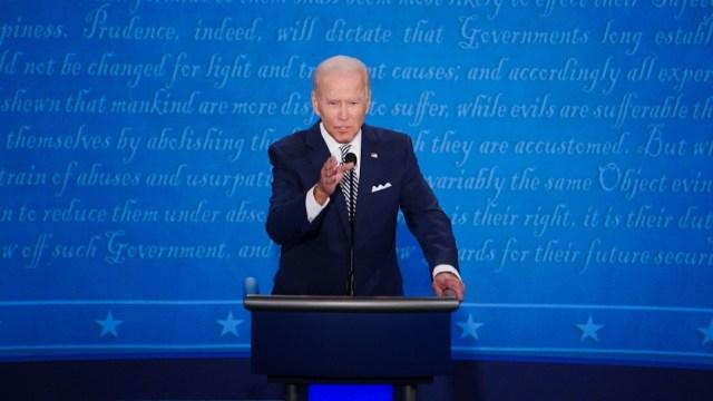 Joe Biden, candidato demócrata a la presidencia de Estados Unidos (Imagen: Twitter @guddualoksulav)