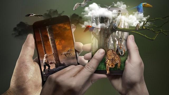 Teléfono celular potente (Imagen: pixabay)