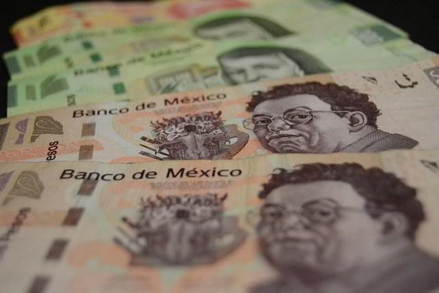 billetes mxn