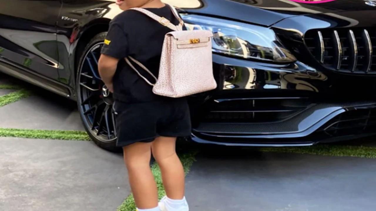 Hija de Kylie Jenner (Imagen: Instagram @kyliejenner)